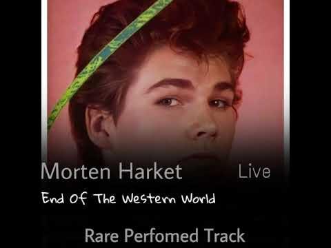 Morten Harket - End Of The Western World (Live)