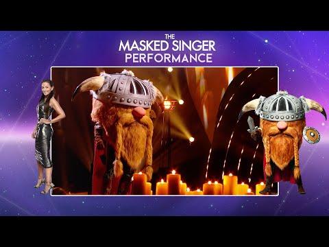 Viking Performs 'Songbird' By Fleetwood Mac | Season 2 Ep. 2 | The Masked Singer UK