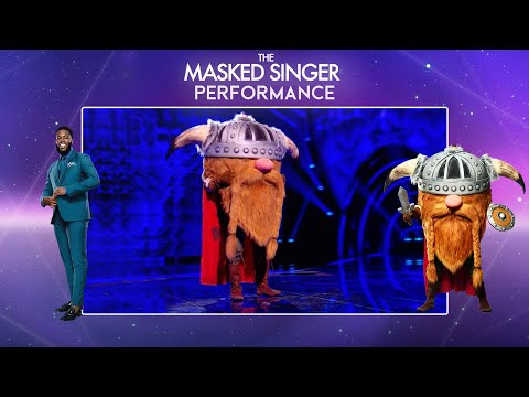 Viking Sings 'Crazy' By Seal In A Bid For Survival | Season 2 Ep. 4 | The Masked Singer UK