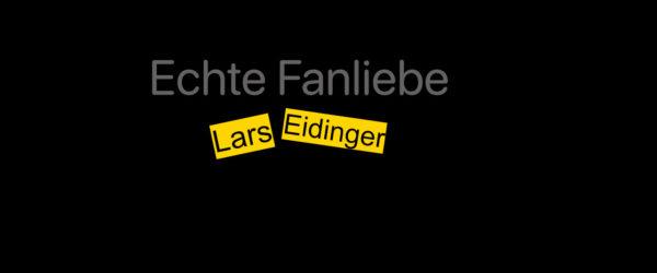 A-HA…Lars Eidinger ist Morten Fan