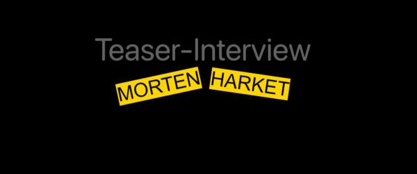 Vorschau: Interview mit Morten Harket – wie geht es ihm?