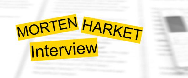 Interview mit Morten ab sofort im Bonus+ Bereich abrufbar