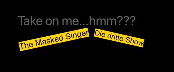 Take On Me – Wikinger Morten geht volles Risiko