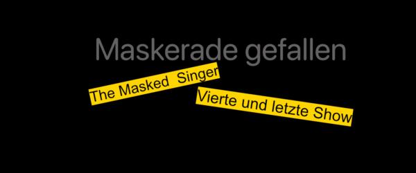 Maskerade gefallen – Morten Harket ist der Wikinger