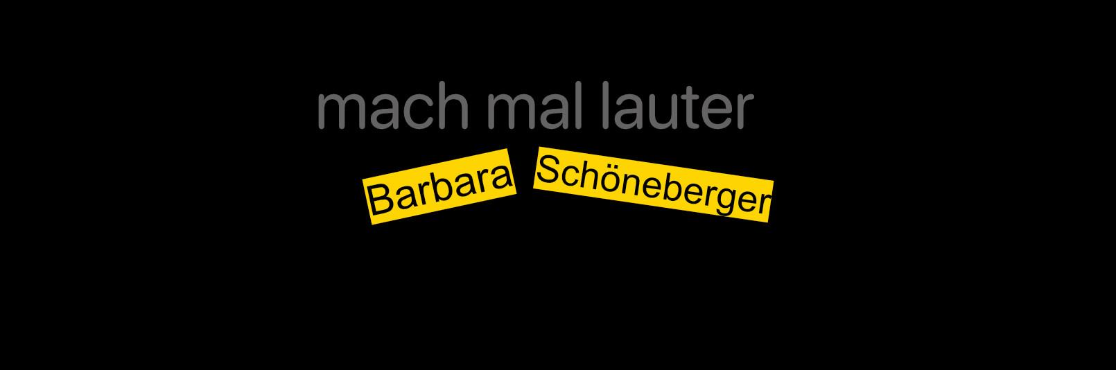 Barbara Schöneberger hat Morten Harket immer noch tief im Herzen
